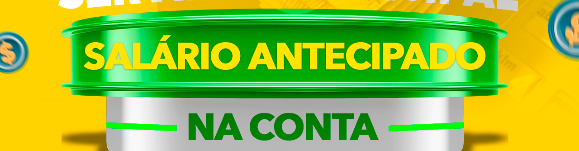 A prefeitura de Santa Fé do Araguaia se destaca na antecipação do salário dos servidores